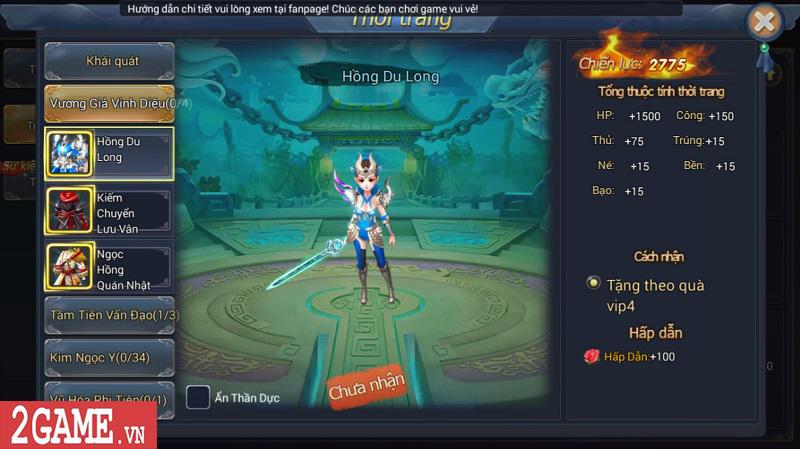 Trải nghiệm Mộng Kiếm Vương Mobile: Gameplay đa dạng, đồ họa thiếu tính đột phá 4