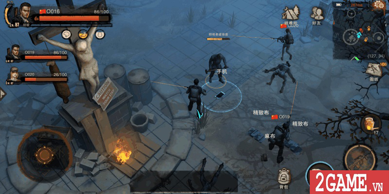 Top 9 game nhập vai sinh tồn thử thách khả năng sống sót của bạn trước đại dịch zombie và hậu tận thế 4
