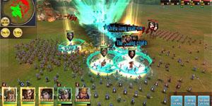 Top 7 trận hình kinh điển nhất trong binh pháp được tái hiện tại game Hoành Tảo Tam Quốc