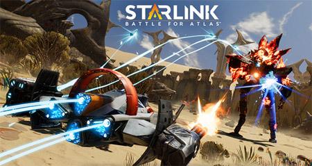Starlink: Battle for Atlas – Game thám hiểm vũ trụ cho bạn thỏa sức phát triển chiến cơ của mình