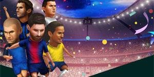 Vua Bóng Đá 2018 – Game quản lý bóng đá 3D cập bến Việt Nam