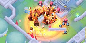 Loony Tanks – Game bắn tank có đồ họa và lối chơi đơn giản nhưng đầy lôi cuốn