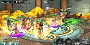 Hơn 2000 người vào game trong 30 phút, ngày Alpha Test của Võ Thần 3D tràn ngập sự sôi nổi