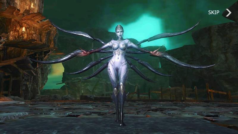 Cùng tìm hiểu về cốt truyện đậm chất fantasy của Darkness Rises Mobile 4