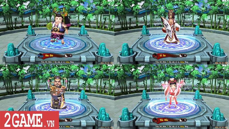 Siêu phẩm đấu tướng Võ Thần 3D mở cửa chào đón hàng vạn game thủ, tặng quà cáp bao la 4