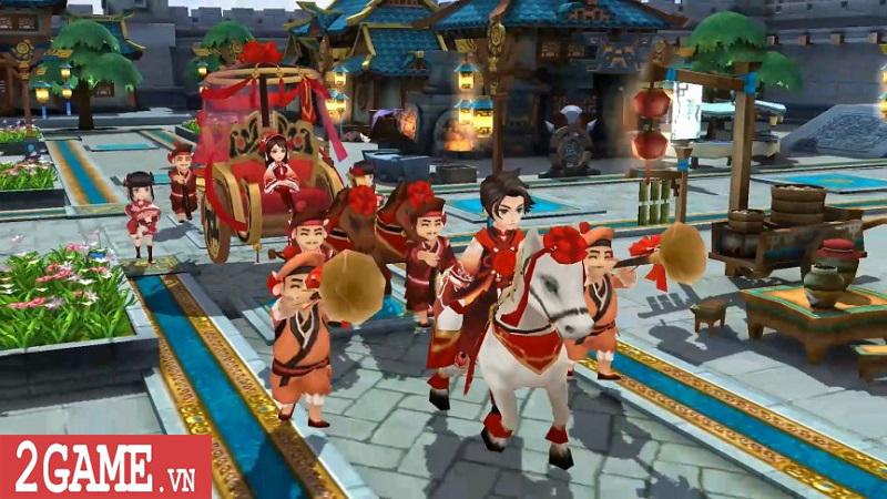 Siêu phẩm đấu tướng Võ Thần 3D mở cửa chào đón hàng vạn game thủ, tặng quà cáp bao la 3