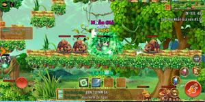 Tặng 666 giftcode 500k game mobile Làng Lá Phiêu Lưu Ký