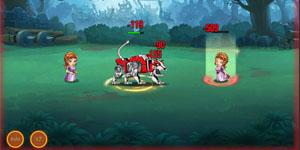 Hầu hết các nhân vật góp mặt trong truyện Dũng Sĩ Hesman đều có trong game Hesman Legend