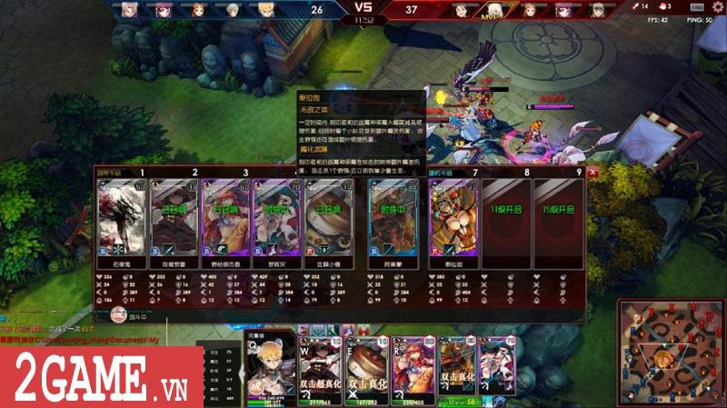 Lord of Verminion Arena – Game MOBA kết hợp bài ma thuật vô cùng ấn tượng do Nhật bản và Trung quốc phát triển 5