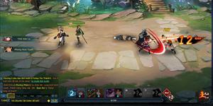 Trải nghiệm webgame Đấu Hiệp: Game đánh theo lượt bối cảnh kiếm hiệp nhưng có tạo hình độc lạ