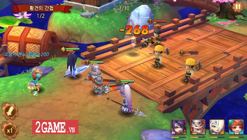 Thiên Hạ Anh Hùng - Game mobile đấu thẻ tướng Tam Quốc cập bến Việt Nam 5