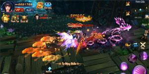 Ngự Long Truyền Kỳ ấn định ngày ra game, hứa hẹn mở ra thế giới tràn ngập tính Pk đại chiến
