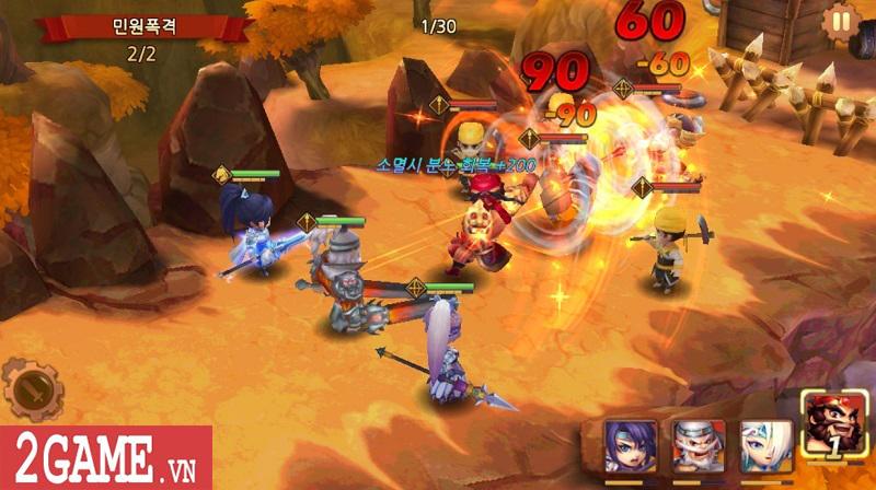Chơi thử Thiên Hạ Anh Hùng: Game chiến thuật đánh theo lượt đề tài Tam Quốc kinh điển 7