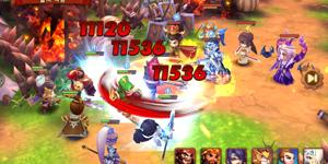 Chơi thử Thiên Hạ Anh Hùng: Game chiến thuật đánh theo lượt đề tài Tam Quốc kinh điển