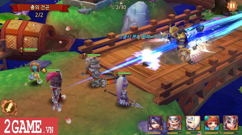 Chơi thử Thiên Hạ Anh Hùng: Game chiến thuật đánh theo lượt đề tài Tam Quốc kinh điển 9