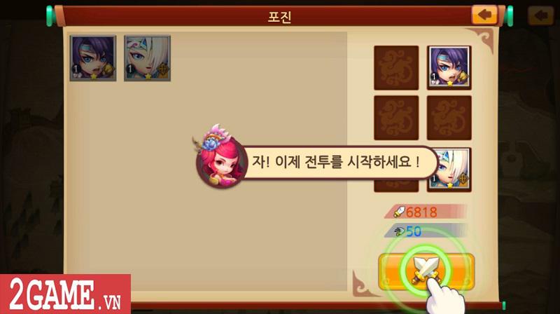 Chơi thử Thiên Hạ Anh Hùng: Game chiến thuật đánh theo lượt đề tài Tam Quốc kinh điển 4