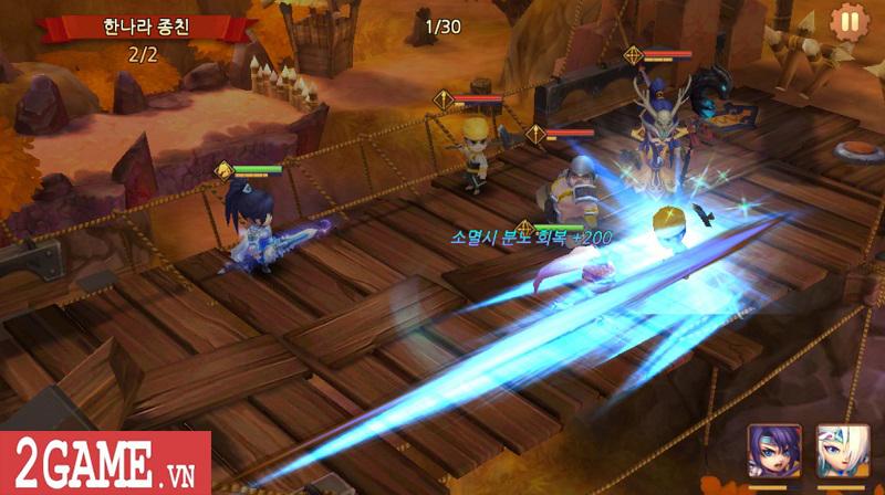 Chơi thử Thiên Hạ Anh Hùng: Game chiến thuật đánh theo lượt đề tài Tam Quốc kinh điển 5