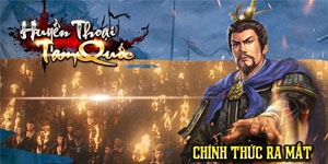 Tặng 555 giftcode game Huyền Thoại Tam Quốc mobile