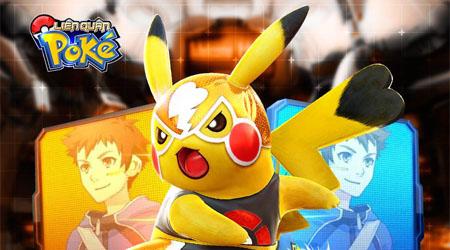 Lon ton đi bắt Pokemon trong game mới Liên Quân Poke