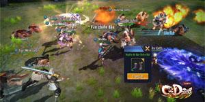 Game thủ đánh giá cao cơ chế chiến đấu của Cửu Dương VNG