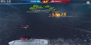 Trải nghiệm game mobile Đại Chiến Hạm 3D trước giờ G