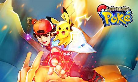 Liên Quân Poke – Tựa game đang thu hút hàng triệu fan Pokemon tại Việt Nam vào tham gia