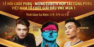 Cùng CubeTV đếm ngược đến giải đấu Giải đấu VIETNAM MASTERS CHAMPIONSHIP