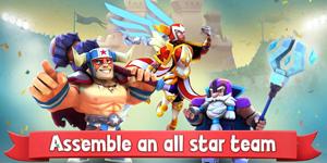 Fort Stars – Game thẻ bài có lối chơi thú vị và lôi cuốn