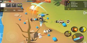 Munchkin.io – Sự kết hợp hoàn hảo từ lối chơi IO với dòng Battle Royale