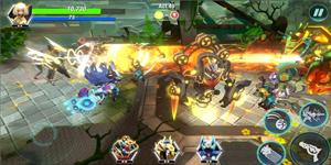 Eternity Legends: Dynasty God Warriors – Game nhập vai chiến thuật hành động sở hữu đồ họa chất hiện đại