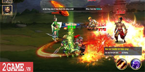 Đất chật người đông ngày đầu Alpha Test game mobile Quân Sư Liên Minh Tam Quốc VNG