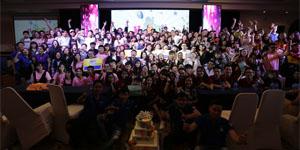 Hơn 2000 game thủ đến dự buổi sinh nhật Audition tròn 12 tuổi tại Tp. Hồ Chí Minh