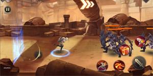 Eleria – Game nhập vai hành động màn hình ngang cho phép bạn thay đổi chiêu thức biến ảo cực kỳ linh hoạt