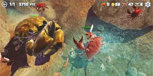 King of Crabs – Game đấu trường Cua kỳ cục phiên bản sinh tử cực kỳ vui nhộn