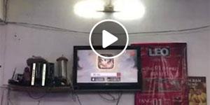 Hiệp Khách Giang Hồ Gamota bất ngờ xuất hiện trên tivi trong trận bóng nảy lửa giữa Việt Nam và Syria