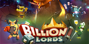 Billion Lords – Game chiến thuật thủ thành cực kỳ sáng tạo trong lối chơi