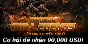 Ứng dụng livestream Tamago tung sự kiện khủng cho giới game thủ Việt vào tham gia