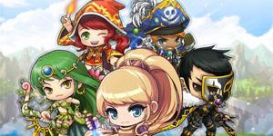 Điểm danh 5 nhân vật mới trong phiên bản vừa ra mắt của MapleStory M