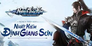 Webgame Nghịch Thủy Hàn sắp được VNG ra mắt tại Việt Nam
