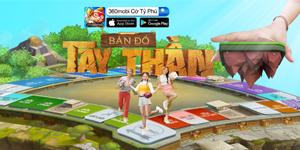 Chất lượng hình ảnh của 360mobi Cờ Tỷ Phú quá đủ cho một tựa game đậm chất giải trí và kết nối