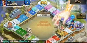 Cận cảnh bản đồ Tay Thần đặc sắc trong 360mobi Cờ Tỷ Phú vừa được VNG ra mắt