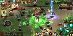 Trải nghiệm Kỷ Nguyên Ma Thần Mobile: Game nhập vai thế giới mở mang phong cách châu Âu ấn tượng