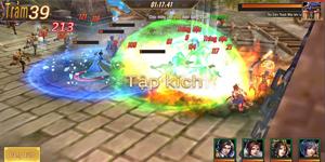 Trải nghiệm Võ Thần Vô Song: Game đấu thẻ tướng với những hiệu ứng kĩ năng mãn nhãn