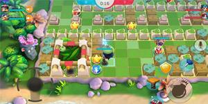 Bomb Battle – Game đặt bom thú vị trên di động ra mắt game thủ toàn thế giới