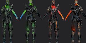 Rules of Survival Mobile cập nhật những trang phục và skins súng mới cực chất