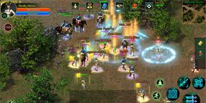 Võ Lâm Việt Mobile dường như đã vượt qua giới hạn của một game chuyển thể nguyên bản từ PC