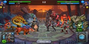 Cradle Of Magic – Game nhập vai hành động kết hợp thi đấu theo kiểu thẻ bài ma thuật hấp dẫn