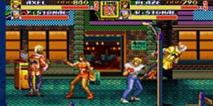 Streets of Rage 2 Classic – Game nhập vai đi cảnh cổ điển của SEGA hồi sinh trên nền tảng di động