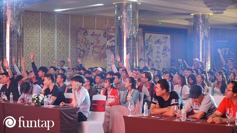 Fun Festival 2018 tại Sài Thành: NPH Funtap chiêu đãi game thủ với hàng triệu giftcode, ngập tràn gái xinh