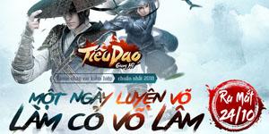 Tiêu Dao Giang Hồ Mobile – Cho phép người chơi một ngày luyện võ làm cỏ cả Võ lâm